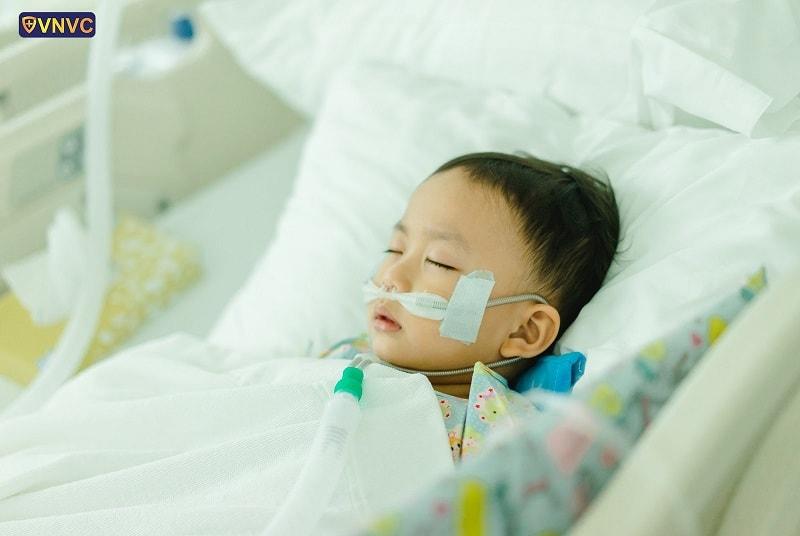 Trẻ nhỏ là đối tượng nguy cơ cao mắc nhiều bệnh truyền nhiễm nguy hiểm