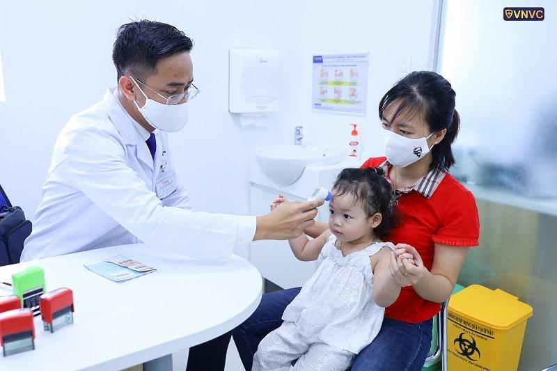 Tiêm ngừa vắc xin giúp phòng bệnh thương hàn hiệu quả