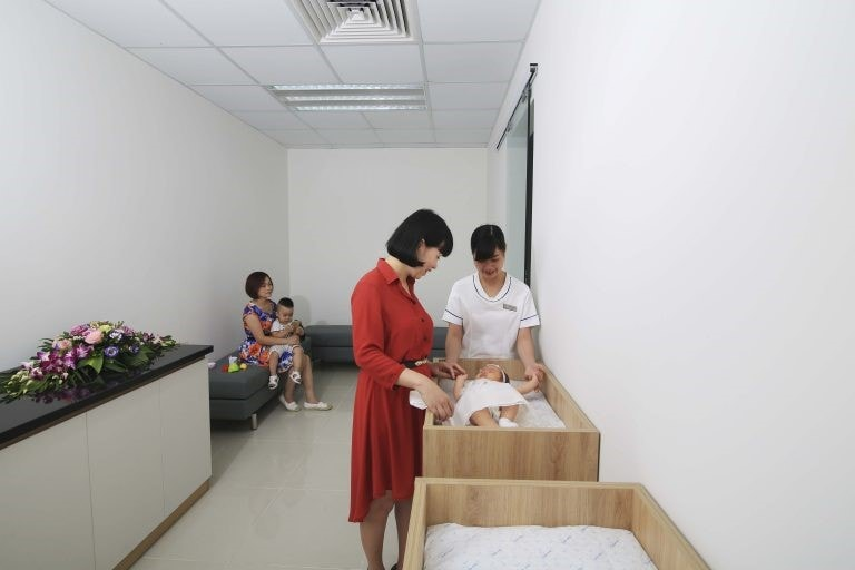 Trung tâm tiêm chủng chất lượng 5 sao