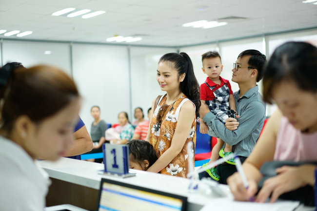 Địa chỉ tiêm phòng vắc xin dịch vụ cho bà bầu ở Hà Nội