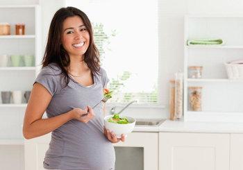 Chế độ dinh dưỡng trong 3 tháng đầu tiên của thai kỳ