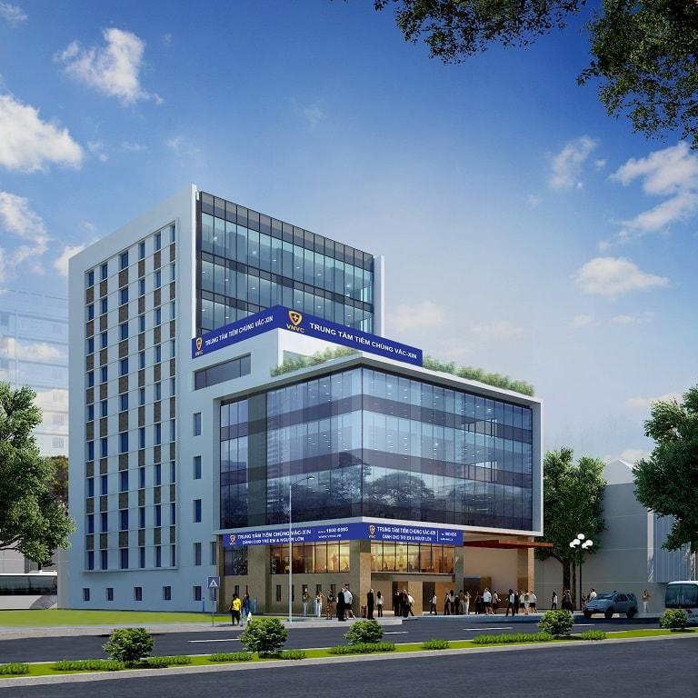 Trung tâm tiêm chủng VNVC Hà Nội
