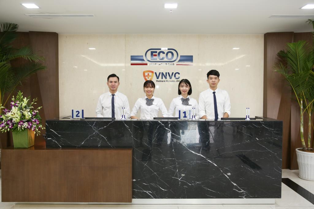 NVC đem đến dịch vụ tiêm chủng chất lượng 5 sao với sự đầu tư đồng bộ về cơ sở vật chất