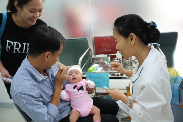 Vắc xin 5 trong 1 – phòng ngừa đến 5 bệnh chỉ với một mũi tiêm