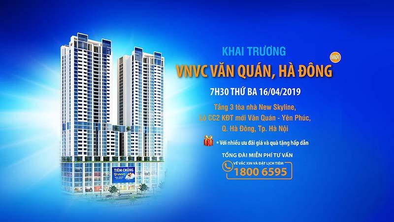 Khai trương TT tiêm chủng 5 sao lớn nhất Hà Đông, Hà Nội