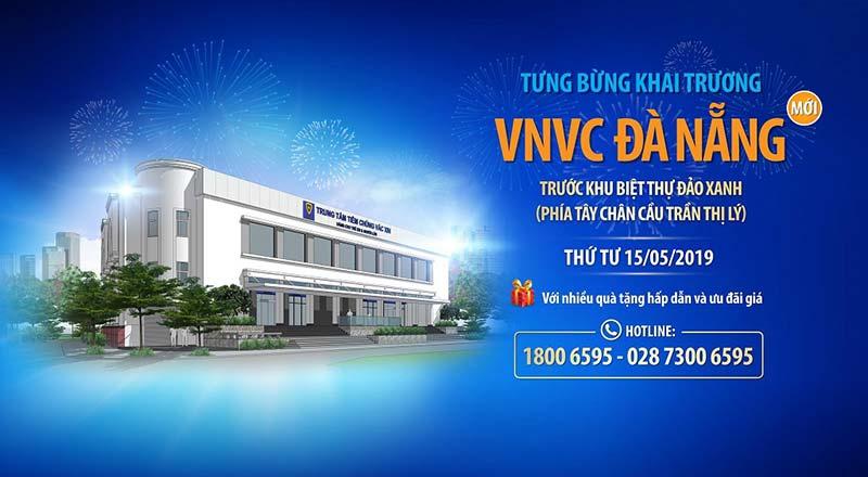 VNVC khai trương trung tâm tiêm chủng quy mô lớn tại Đà Nẵng