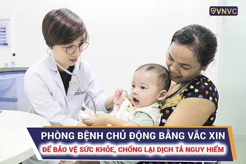 Bệnh tả ở trẻ em: nguyên nhân, triệu chứng và cách điều trị