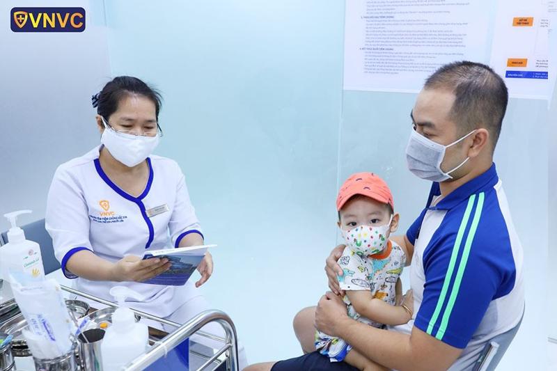 VNVC nỗ lực mang đến đầy đủ các loại vắc xin