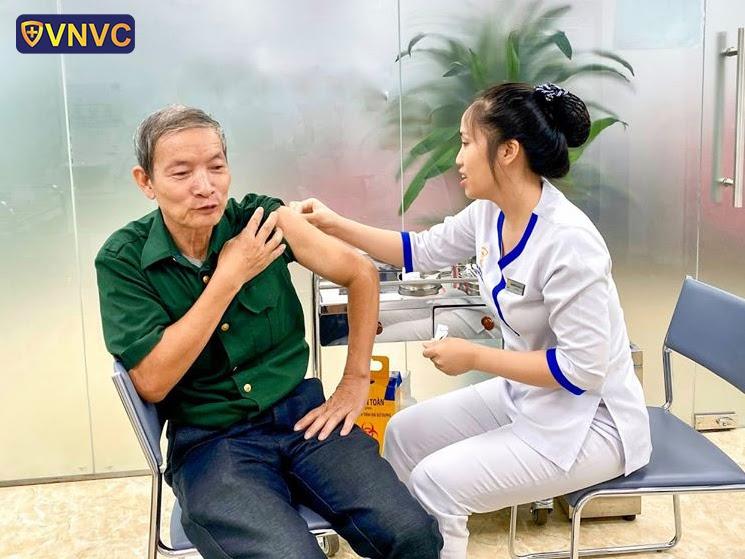 Các biện pháp chăm sóc phản ứng sau tiêm