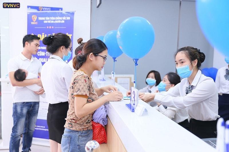Hình ảnh khai trương trung tâm VNVC Ninh Bình 3