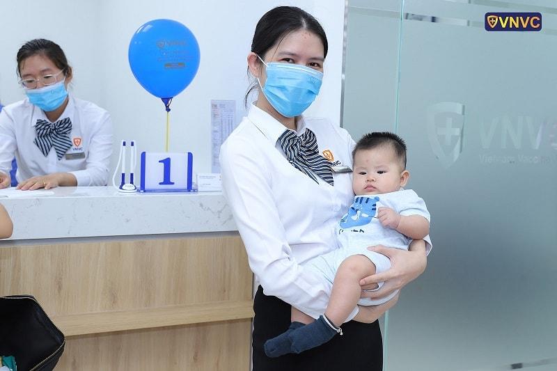 Hình ảnh khai trương trung tâm VNVC Ninh Bình 4