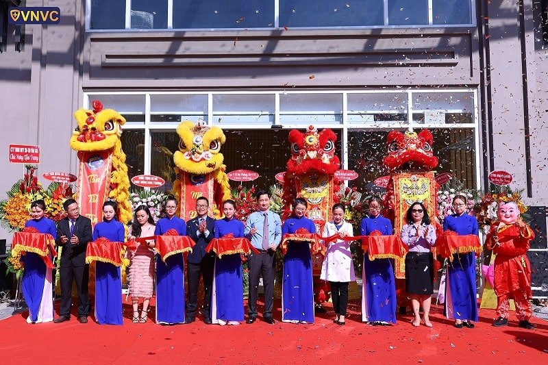 Khai trương trung tâm VNVC Trung Sơn - Bình Chánh 1