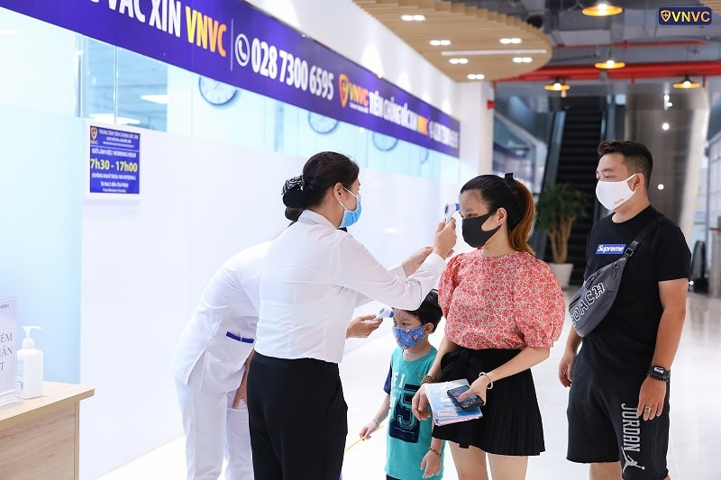 Khai trương trung tâm VNVC Trung Sơn - Bình Chánh 3
