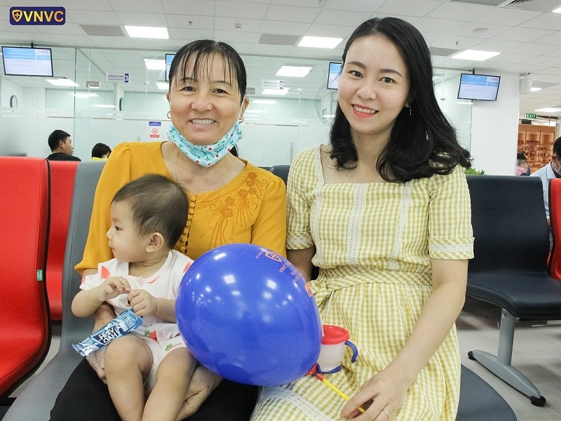 Khai trương trung tâm VNVC Trung Sơn - Bình Chánh 5