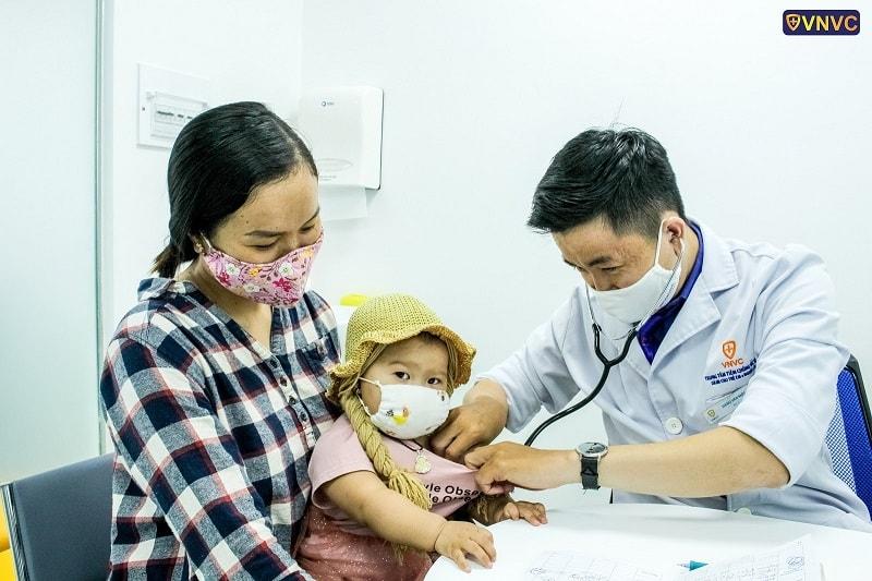 Hình ảnh khai trương trung tâm tiêm chủng VNVC Tân An- Long An (3)