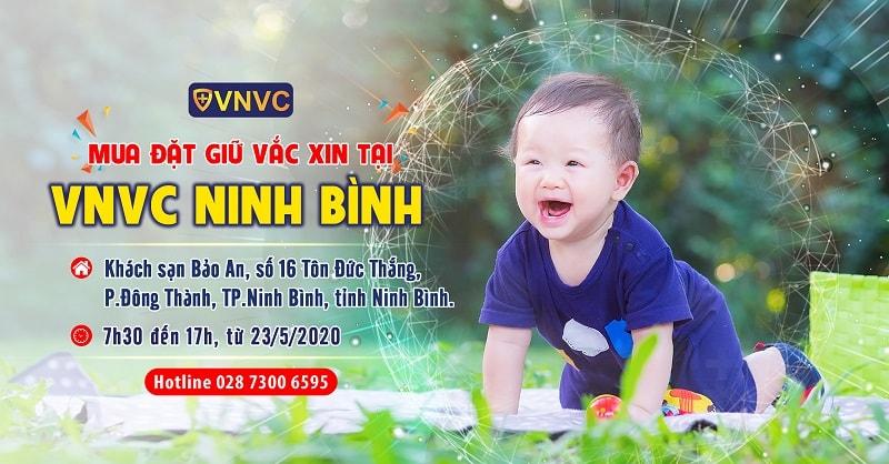 Mua đặt giữ tại VNVC Ninh Bình
