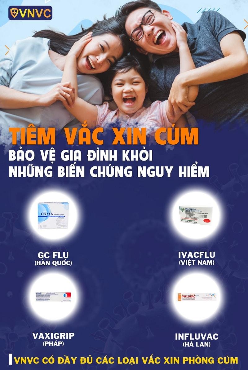 Tiêm vắc xin bảo vệ gia đình khỏi biến chứng nguy hiểm