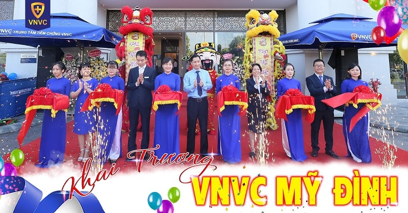 Khai trương VNVC Mỹ Đình
