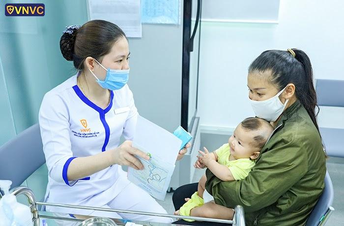 VNVC có đầy đủ các loại vắc xin phòng bệnh bạch hầu và nhiều bệnh khác cho trẻ em, người lớn