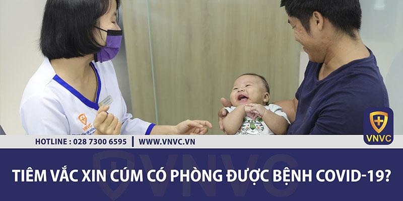 Tiêm vắc xin cúm có phòng được Covid-19?