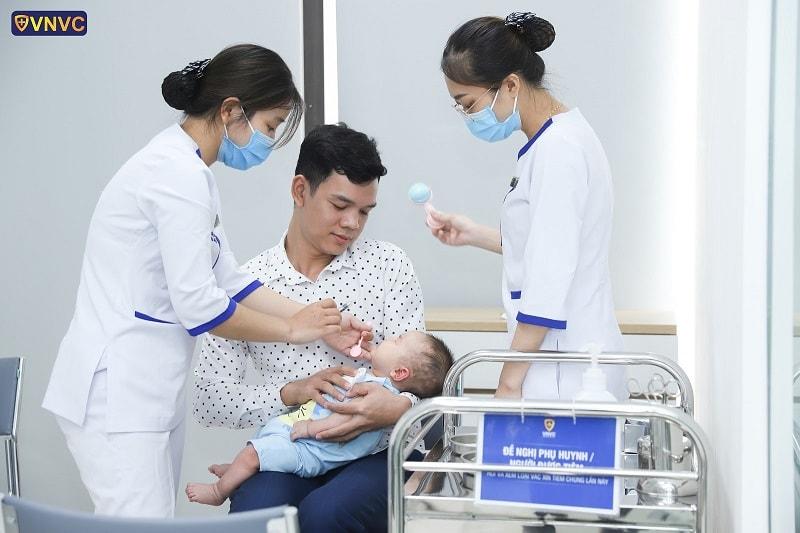 vắc xin phòng bệnh tiêu chảy