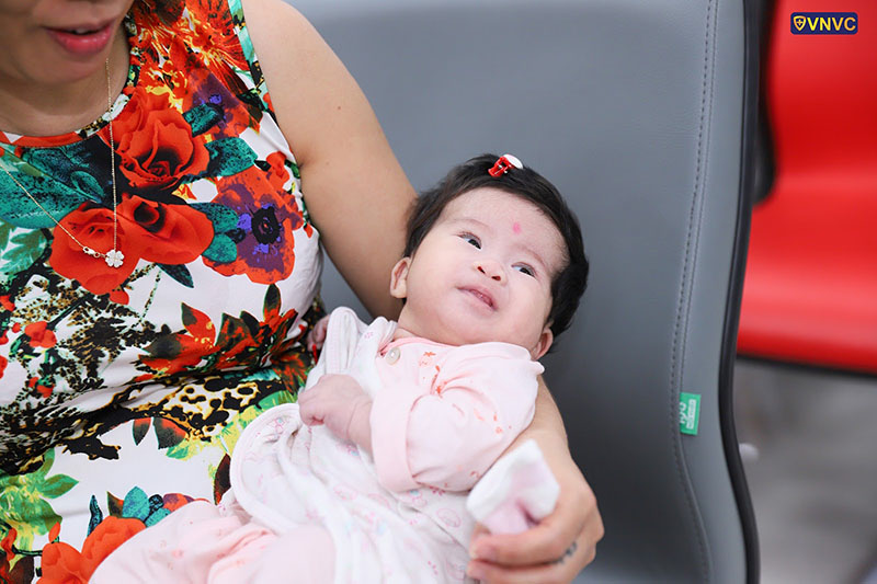 Khai trương VNVC Nguyễn Thái Học, tiếp thêm sức mạnh phòng dịch bệnh cho người dân thủ đô