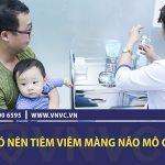 Trẻ 6 tháng có nên tiêm viêm màng não mô cầu bc không?