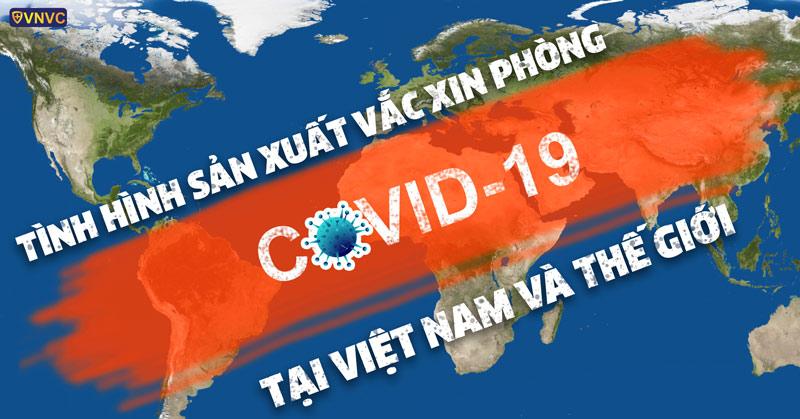 Cập nhật tình hình, tin tức Covid-19 mới nhất tại Việt Nam