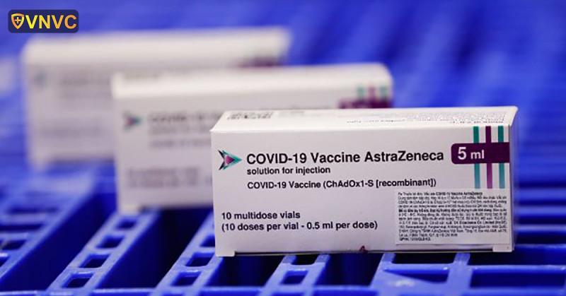 Vaccine COVID-19 AstraZeneca giảm 92% nguy cơ nhập viện