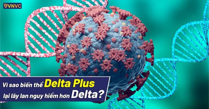 Biến thể Delta Plus là gì? Vì sao lại lây lan nguy hiểm hơn Delta?